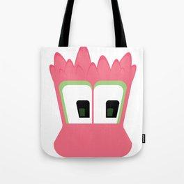 Bubble Beasts: Spiking Goo Tote Bag