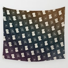 FORTUNE PATTERN Wall Tapestry