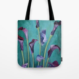 Eccentric Intimacy Tote Bag