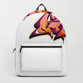 graffiti tag kira Backpack