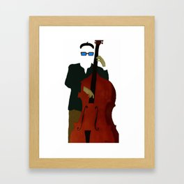 Bottom - A Celebration of the Bass Framed Art Print