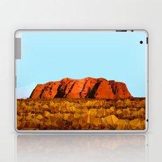uluru polygon Laptop & iPad Skin