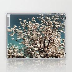 Winter Blossoms Laptop & iPad Skin