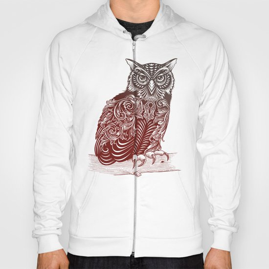 Most Ornate Owl Hoody