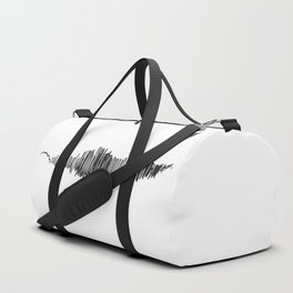 Phonetic - Singular #494 Duffle Bag