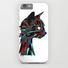 Focused Cat Slim Case iPhone 6s
