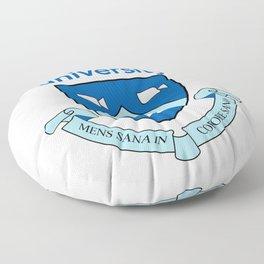 Zoom University  Floor Pillow
