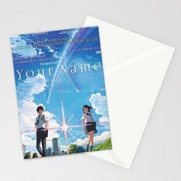 Your Name Kimi no na wa Anime Stationery Cards