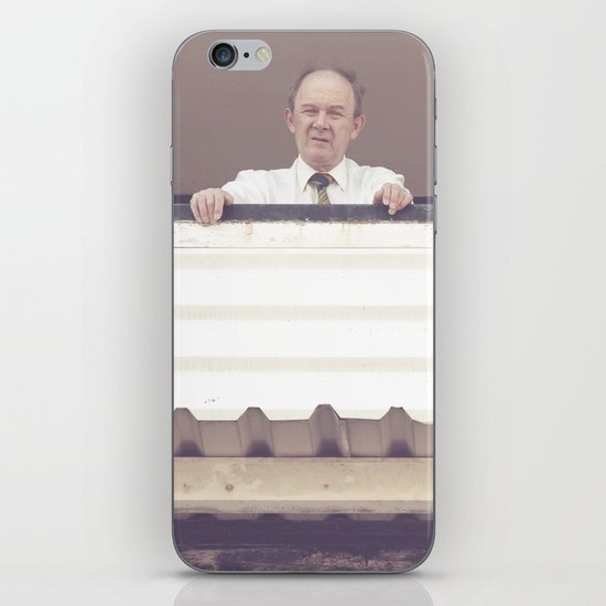 will the real gene hackman please stand up?.. iPhone & iPod Skin