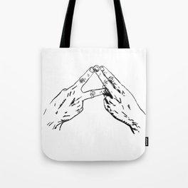 Alt-J Tote Bag