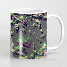 Vegetation - Light shadows - Duplo Coffee Mug
