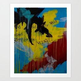 thirty three Art Print