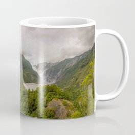 Glacier Views Coffee Mug