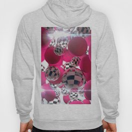 Ska Balls and Pink Power Puffs Hoody