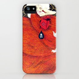 Of Love and Other Demons iPhone Case