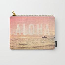 Aloha Lanikai Sunrise Carry-All Pouch