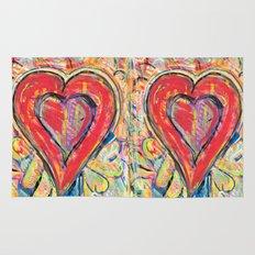 Jasper Heart Rug
