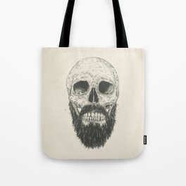 The beard is not dead Tote Bag