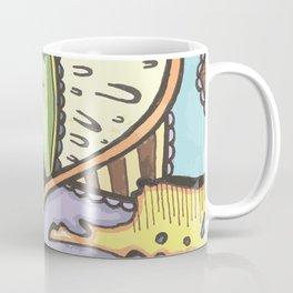 Three of Life T-Shirt Coffee Mug