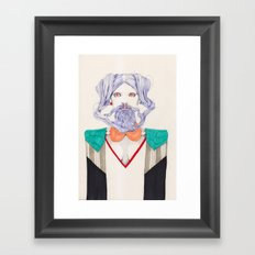 An Allusion  Framed Art Print