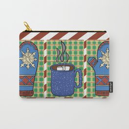 Cozy Christmas! Carry-All Pouch
