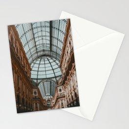 Galleria Vittorio Emanuele II, II Stationery Cards