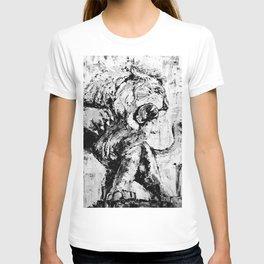 "Carmine the Lion ""Silver Version"" T-shirt"