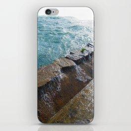 Overflow iPhone Skin