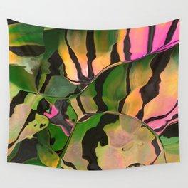 Vegetarian Zebra Wall Tapestry