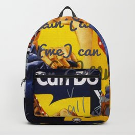 We Can All Do It Backpack