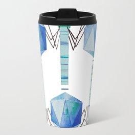 Bacteriophage 2, Science art, science, virus, microbiology, virology, geekery, science illustration Travel Mug
