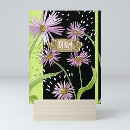 Spring Garden Journal Mini Art Print
