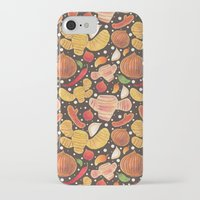 indonesia iPhone & iPod Cases featuring Indonesia Spices by haidishabrina