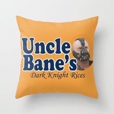 Uncle Bane's Throw Pillow