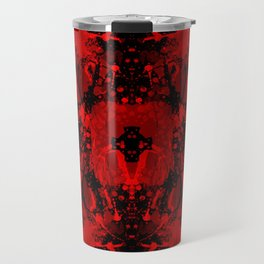 Bloody Mandala Travel Mug