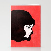60s Stationery Cards featuring 60s by martiszu