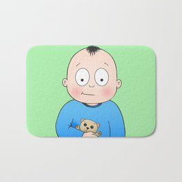Bed Time Buddy Bath Mat