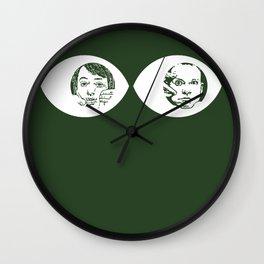 Peepers - Peep Show Wall Clock