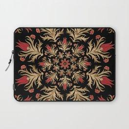 Turkish tulip - Ottoman tile 3 Laptop Sleeve