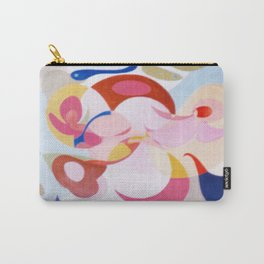 IT'S     TWINS!                by  Kay Lipton Carry-All Pouch