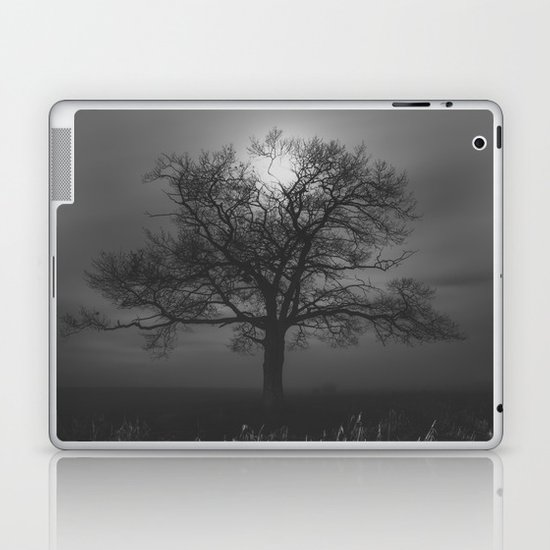 Moon Over Me Laptop & iPad Skin