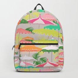 Palm Springs - poolside Backpack