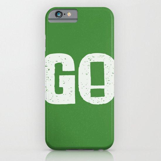 GO! iPhone & iPod Case