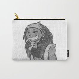 Sabine Carry-All Pouch