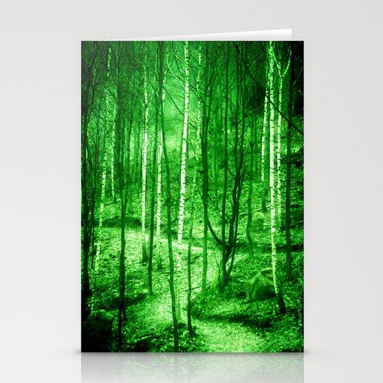 Trees  - JUSTART © Stationery Cards