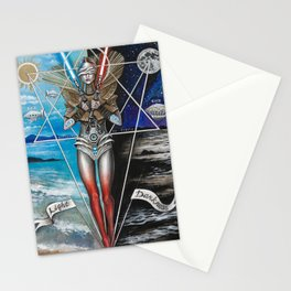 Eclipse 2 - Balance of 2 Swords Stationery Cards
