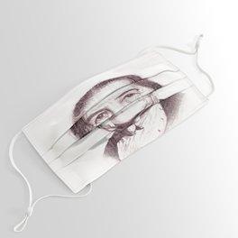 Golda Meir Face Mask