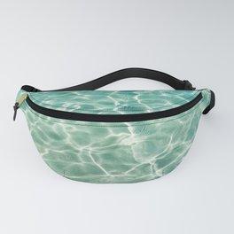 Clear Ocean Water Fanny Pack