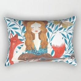 PLAY ME A SONG Rectangular Pillow