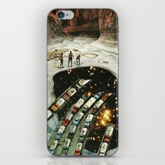 connection iPhone & iPod Skin